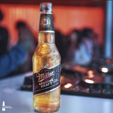 "Ready for the evening set 🙌 Hit the link in bio to hear ""Into the Night"" – an epic track created by Miller Genuine Draft Family members @feelgoodsmalls @valerosalesmusic @guillepreda and @tomandcollins #ItsMillerTime"