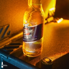 Light up the night ✨ #ItsMillerTime