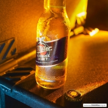 Light up the night #ItsMillerTime
