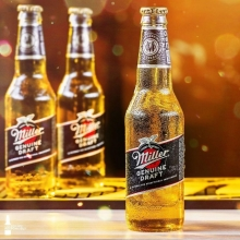 Ice cold 🍻 #ItsMillerTime