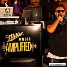 @duttypaul is now LIVE on Youtube taking the virtual stage for the final #MillerMusicAmplified performance for 2020. Hit the link in bio.