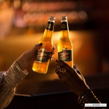 Here's cheers to a New Year! #ItsMillerTime