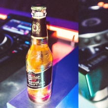 Swipe for a nightlife flashback 👉#ItsMillerTime