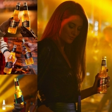 Plans out or plans in, the night starts here 🍻 #ItsMillerTime
