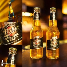 4x filtered for an exceptionally smooth taste 🤩 #ItsMillerTime