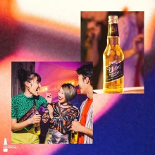 Golden moments are best shared. Tag a friend in a virtual cheers 🍻 #ItsMillerTime