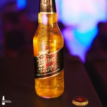 Opened and ready for our close-up 📸 #ItsMillerTime
