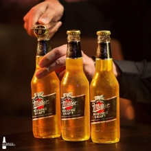 Get the crew ready, you know what time it is #ItsMillerTime