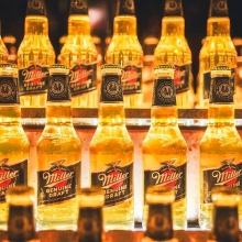 The golden weekend lineup 👌🏽 #ItsMillerTime #MillerGenuineDraft