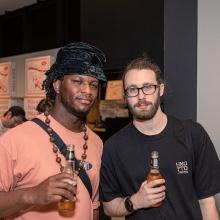 . 2019.05.31 <adidas x Undefeated ULTRABOOST> Store Event & After Party ULTRABOOST x UNDFTDの記念すべきリリースパーティに、ミラービールが華を添えました。 DJ: MACKA-CHIN (NITRO MICROPHONE UNDERGROUND)、TSUBAME (TOKYO HEALTH CLUB)  #ミラービール #millerbeer #beer #adidas #undefeatedhk #party #mackachin #tsubame