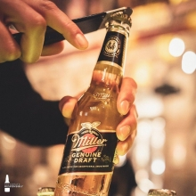 December is for celebrating exceptional moments 🍻 🙌 #ItsMillerTime