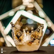 Celebrating the holiday season 🍻 #ItsMillerTime