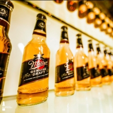 Our favourite kind of line-up  #ItsMillerTime