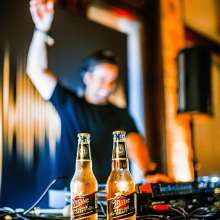 Golden moments with @augustoyepes1 #ItsMillerTime