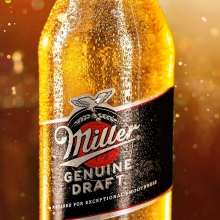 That golden glow 🤩 #WhenExceptionalHappens #ItsMillerTime
