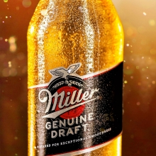 That golden glow  #WhenExceptionalHappens #ItsMillerTime