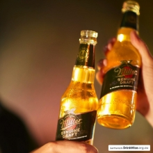 Grab your friends and get your virtual happy hour started at home – It's nearly the weekend and It's Miller Time 🍻 #ItsMillerTime #StayHome